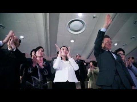 Winter Olympics: Media grovels over North Korea leader's sister