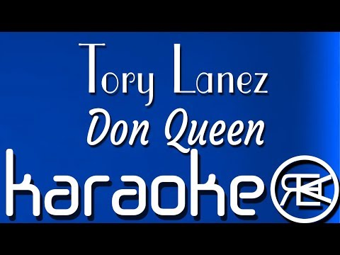 Tory Lanez - Don Queen | Karaoke, Lyrics, Instrumental (Don Q Diss)