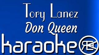 Tory Lanez - Don Queen | Karaoke, Lyrics, Instrumental (Don Q Diss)