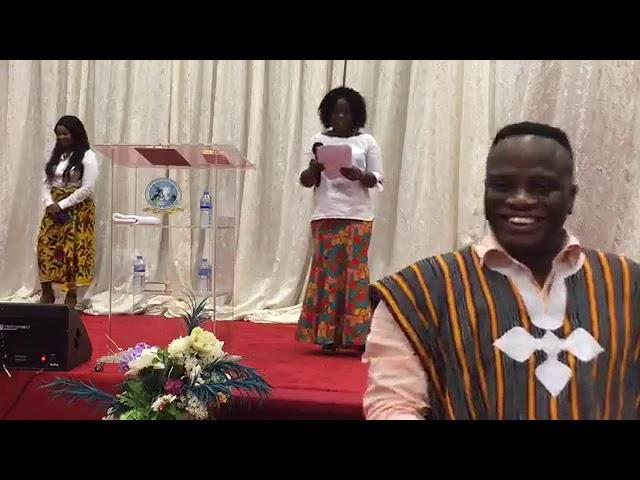 Pastor Mrs. Vida Otchiere | Theme Marriage