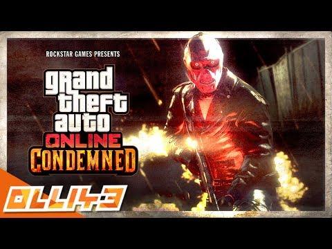 NEW GTA 5 Halloween Content : Transform & Adversary Modes!