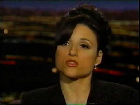 TOM SNYDER: JULIA LOUIS-DREYFUS FEB 9 1996 SEINFELD
