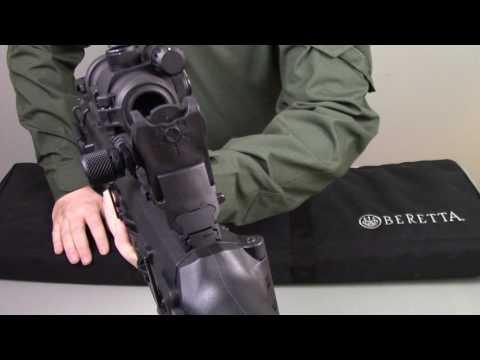 Beretta ARX100 Rifle 5.56 review