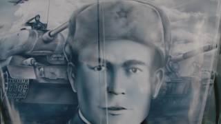 Раритерный ГАЗ ко дню Победы (бессмертный полк)