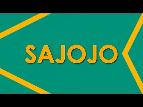 Sajojo - Lagu Daerah Papua (Karoke dengan Lirik)