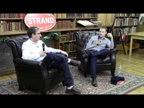 D.T. Max & Tom McCarthy discuss David Foster Wallace