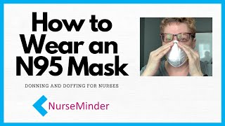 Gambar cover Donning and Doffing the N95 Mask (respirator)