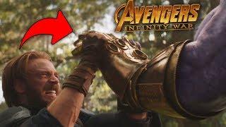 Infinity War Trailer Final - Cosas Que Tal Vez No Viste -  Easter Eggs, Secretos, Referencias Y Más