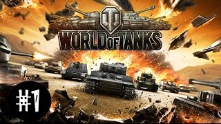 World of tanks on commence le game