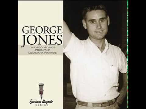 George Jones -  Recordings From The Louisiana Hayride 1956 - 1969