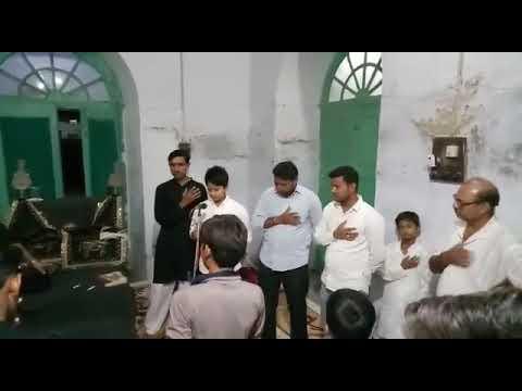 Aina Ali Akbara - Nouha Khan -Syed Zaman Kazmi