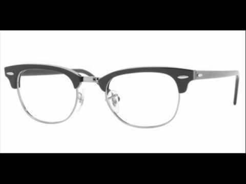 38edd559f60 Ray Ban Shiny Black RX 5154 2000 Sunglasses - YouTube