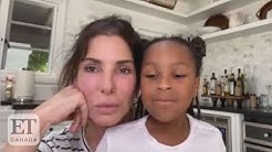 Sandra Bullock And Her Daughter Make Surprise Appearance On 'Red Table Talk'