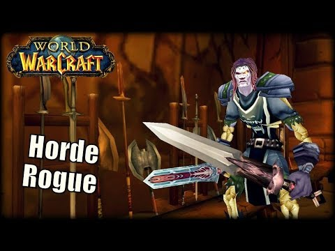 The Classic Armory #2 - Horde Rogue