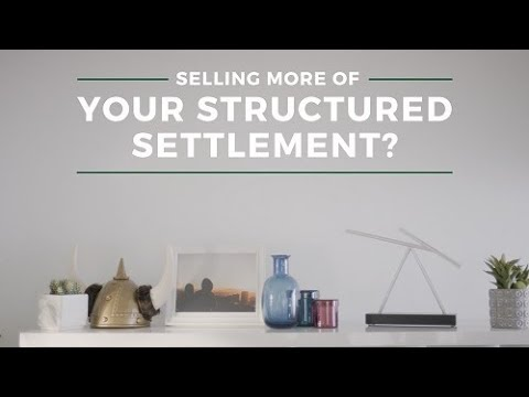 How To Sell More Structured Settlement Payments