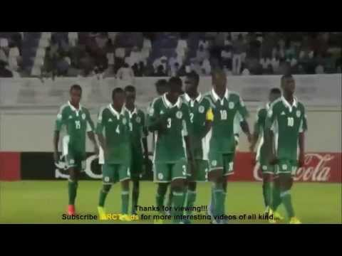 Nigeria U 17 World Cup UAE 2013 Goals and Highlights FIFA World Cup 2013