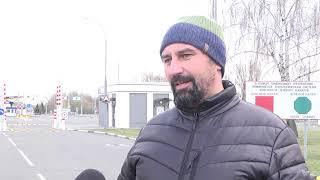 2020-03-31 г. Брест. Задержания на границе. Новости на Буг-ТВ. #бугтв