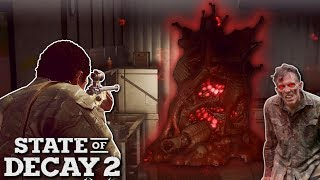 DESTROYING A PLAGUE HEART! - State of Decay 2 Gameplay - Zombie Apocalypse Survival