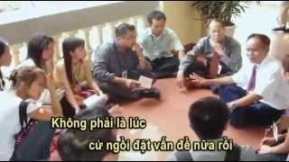 """""""Không phải là lúc"""" - NS Nguyễn Đức Quang Vietsub Lyrics"""