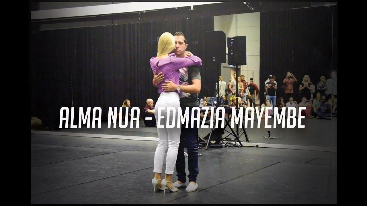Alma Nua alma nua - edmazia mayembe / joao & giedre