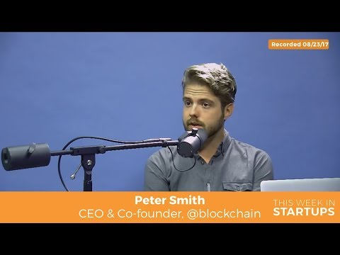 Blockchain CEO Peter Smith on digital currency arms race, monetary velocity, & bitcoin vs. Ethereum