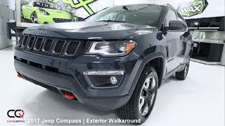 2017-2018 Jeep Compass Review | Exterior Walkaround | Part 1/10
