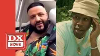 "Tyler, The Creator Finally Addresses DJ Khaled Billboard 200 Controversy  ""No Disrespect"""