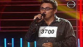 Yo Soy: Jesús Adrián Romero de la selva elevó su canto en el casting