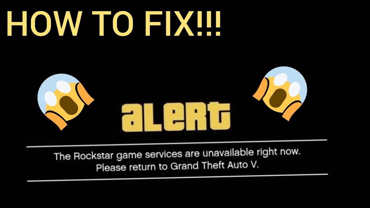 Rockstar Games Services Are Unavailable Ps4 2019