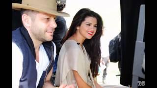 Selena Gomez - Behind the Scenes of Come & Get It - 2013
