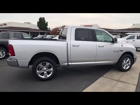2017 RAM 1500 Redding, Eureka, Red Bluff, Northern California, Sacramento, CA 17D231