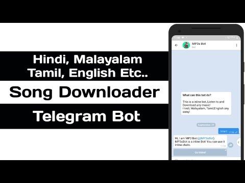 Best 2 Music | Mp3 Downloader Telegram Bot