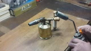 Паяльная лампа Max Sievert(, 2016-11-20T16:40:27.000Z)
