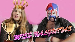 Escorpión vs Miss Universo de 4 minutos.