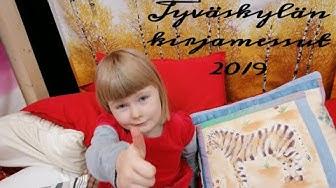 My day - Jyväskylän kirjamessut 2019