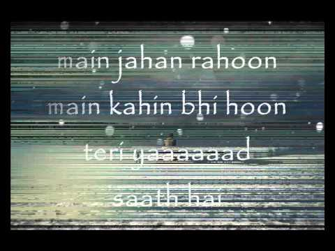 Main Jahan Rahoon (Lyrics)