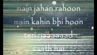 Gambar cover Main Jahan Rahoon (Lyrics)