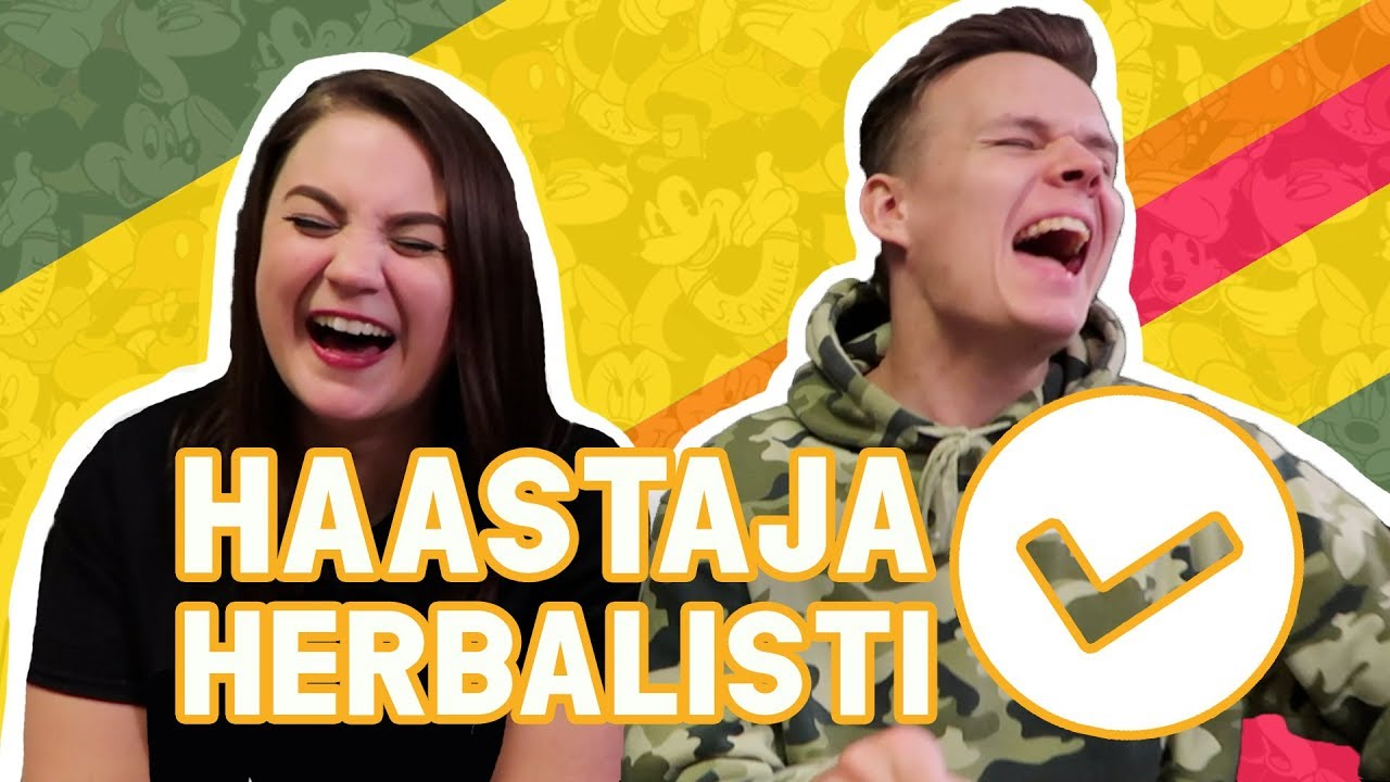 Disney biisibattle ft. Herbalisti