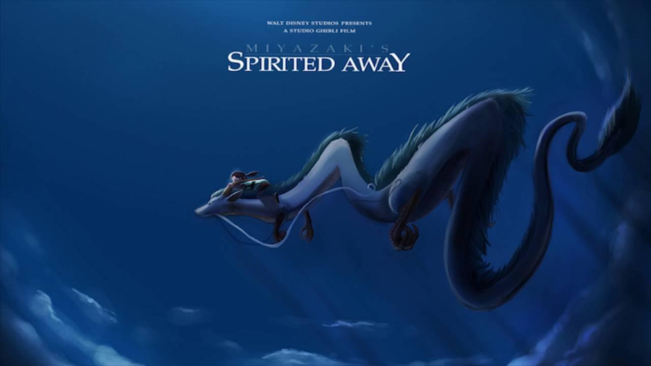 Spirited Away ~Dragon Boy - YouTube