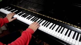 La Casa de Papel / My Life Is Going On - Cecilia Krull (piano cover)
