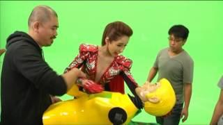 蕭亞軒Elva Hsiao –【愛無畏】 (The Making-of '' SUPER GIRL '' Music Video)