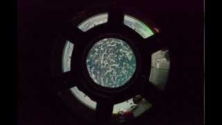 Our Planet Through The Cupola