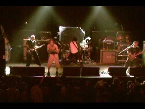 40 Below Summer live fullset DVD Philadelphia PA @ Trocadero Theater 10.26.2003