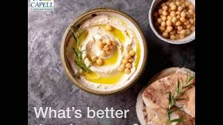 Happy International Hummus Day! - Capell Flooring and Interiors 2020