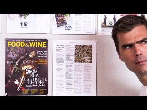Hugh Acheson as FOOD & WINE Cover Model | Food & Wine