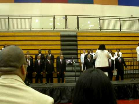 Mt. Olivet Baptist Choir Easter Sunday