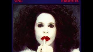 Gal Costa  - Profana - 1984  -  Disco Completo