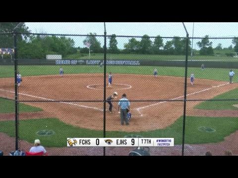 Franklin County at East Jessamine - HS Softball