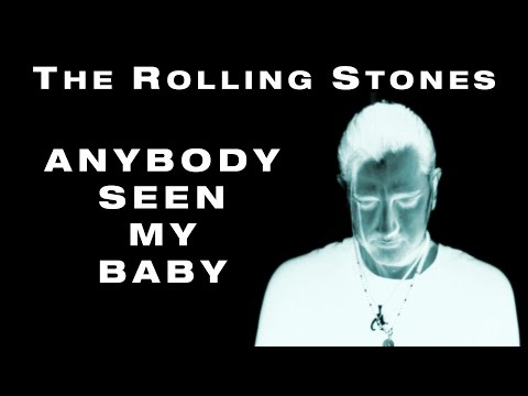 The Rolling Stones - Anybody Seen My Baby (Lyrics Cover)