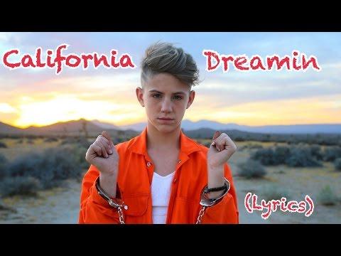 MattyB - California Dreamin (lyrics)